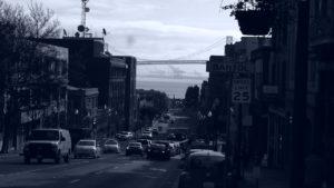 In den Strassen von San Francisco. Foto: jag, 2013