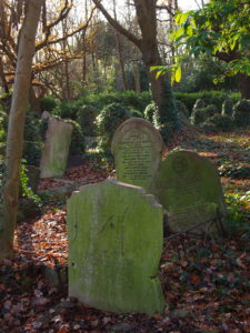 Leben und Tod im Highgate Cemetery, London. Foto: Jan Graber, 2016
