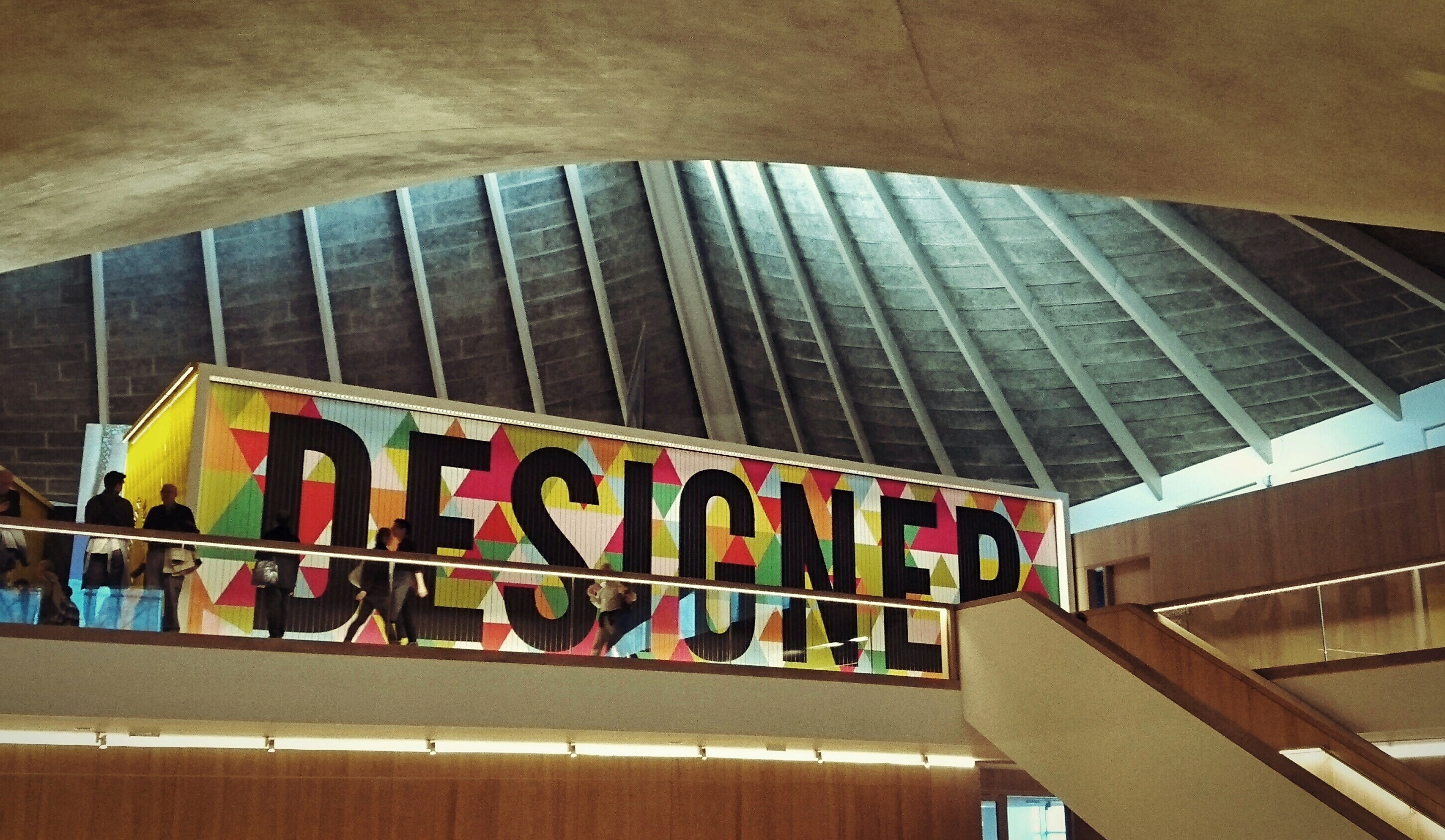 Design Museum. Foto: jag, 2016