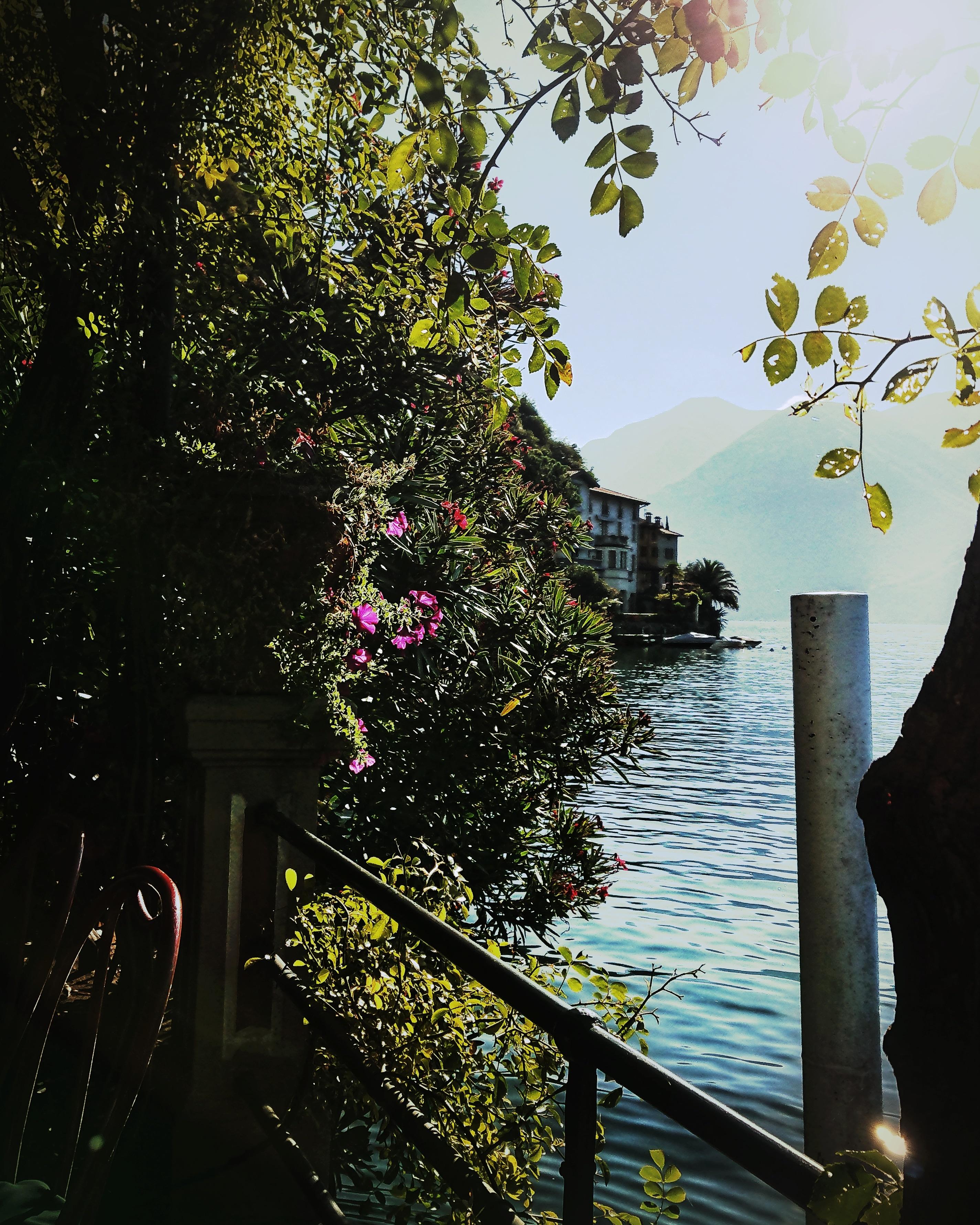 Morgenstund: Stella d'Italia, San Mamete. Foto: Jan Graber.