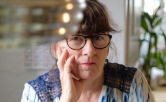 Christine Domkowski, Foto: Jan Graber, 2018.