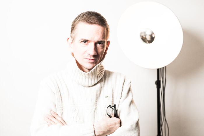 Jozo Palkovits. Foto: Jan Graber