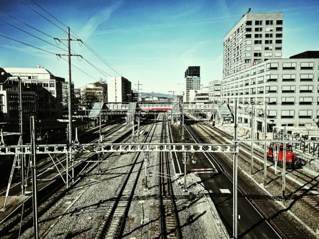 Zuglinien. Foto: jag, 2019.